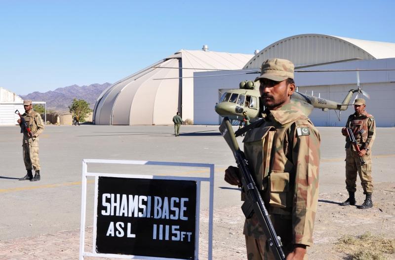 Pakistan airbase