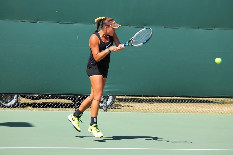 Kassidy Jump- tennis