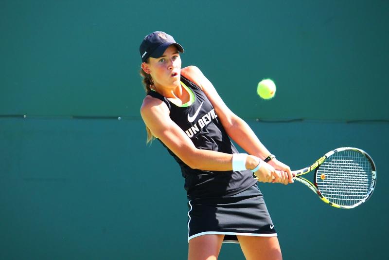 Ebony Panoho- tennis