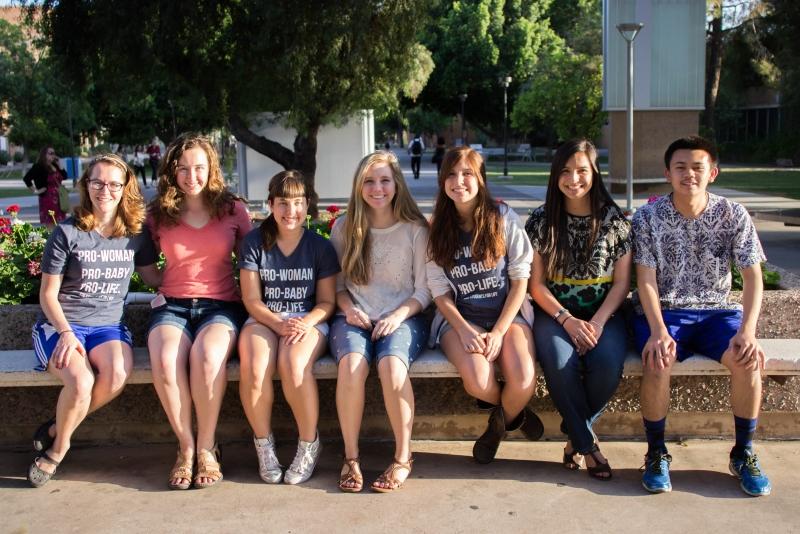 ASU Pregnant on Campus