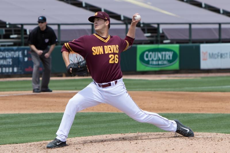 Brett Lilek- baseball