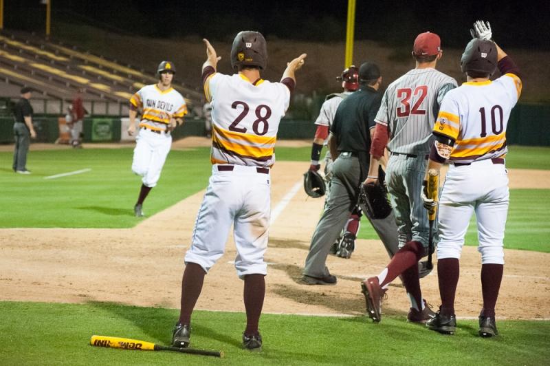 David Greer baseball Washington State