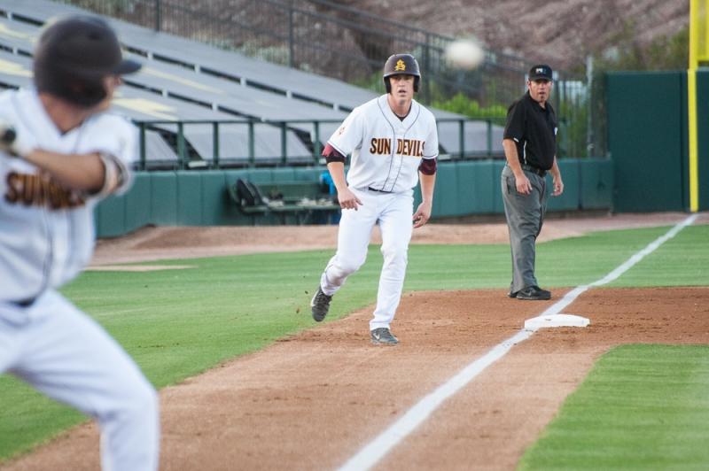 Baseball Brian Serven Abiline Christian May 19