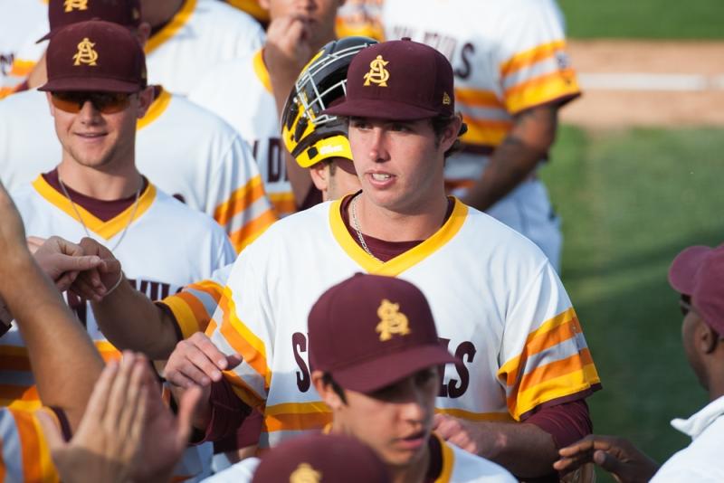 Baseball Ryan Kellogg Clemson May 29