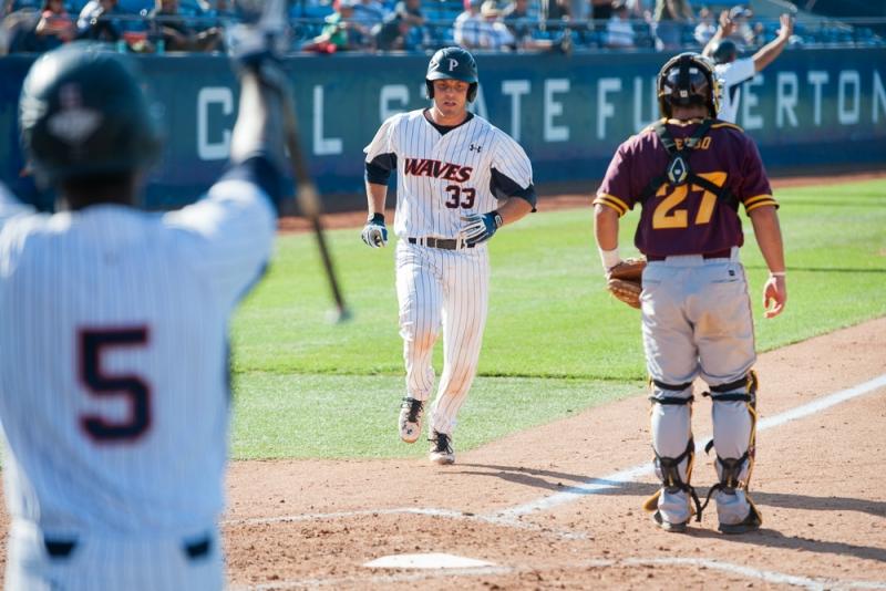 Baseball Pepperdine Aaron Barnett May 31