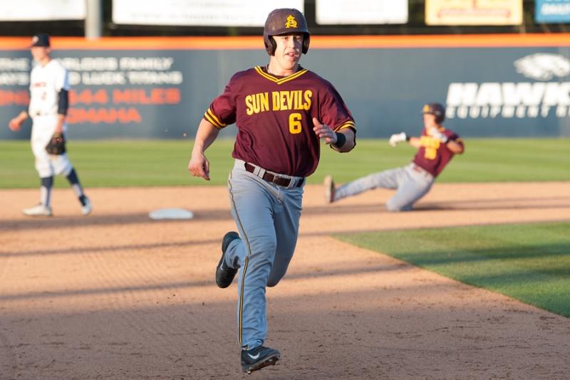 Baseball Brian Serven Pepperdine regional
