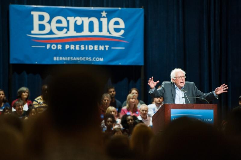 Bernie Sanders rally 004