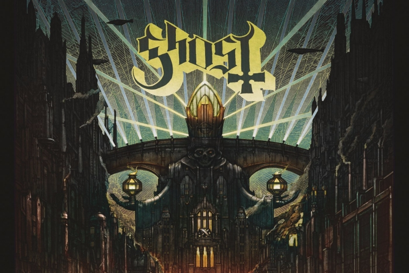 Ghost Transcends Gimmickry With Excellent Album Meliora
