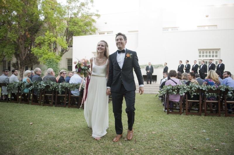 Asu Greek Life Alumni Hold Wedding In Secret Garden The State Press