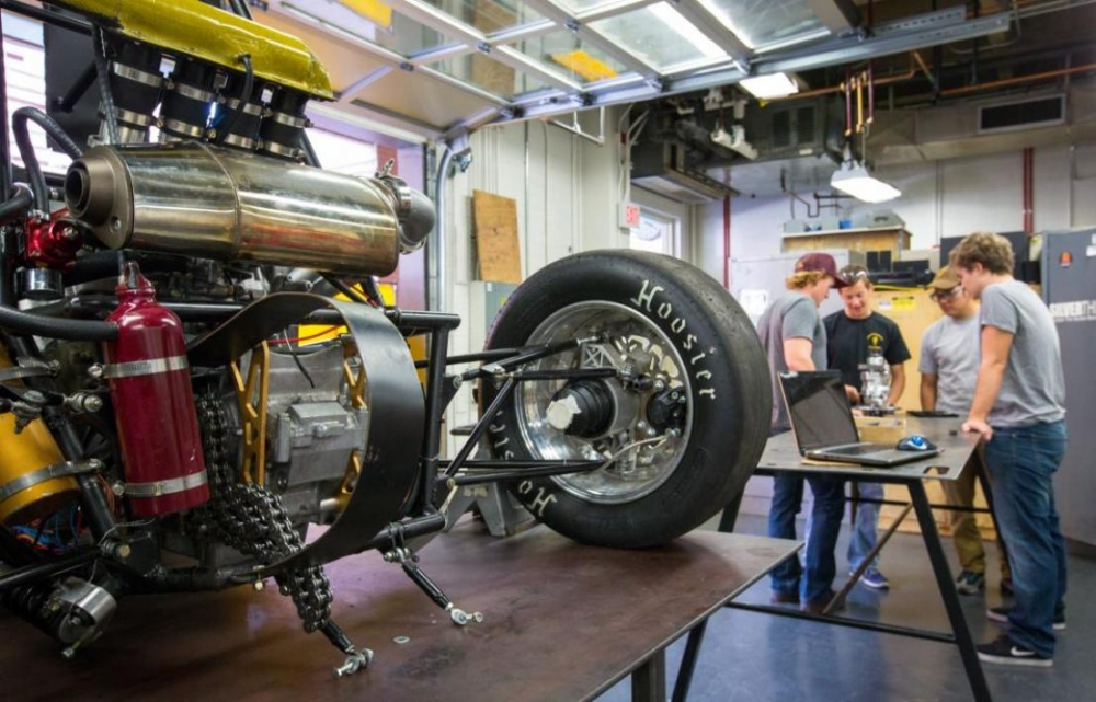 Asu Formula Sae Team Gears Up For Automotive Competition
