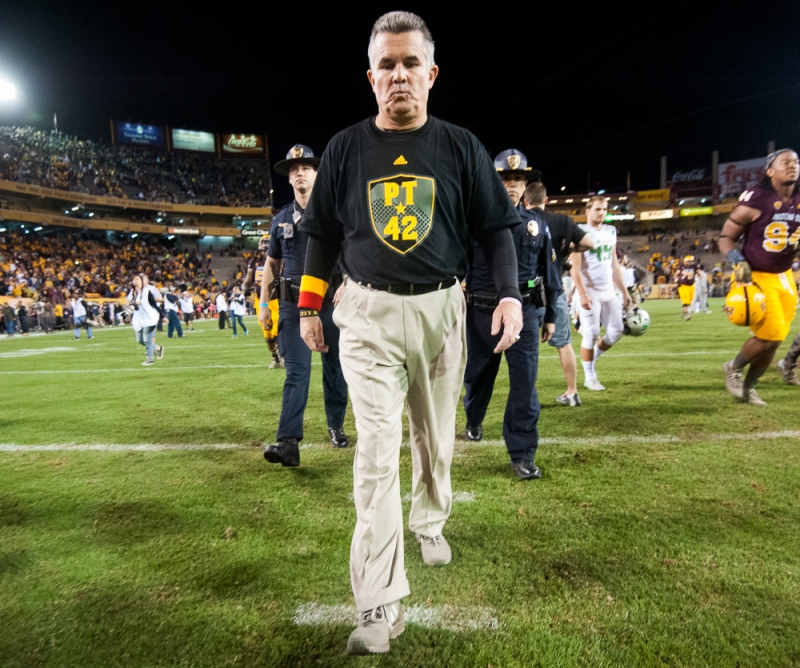 Football Oregon Todd Graham