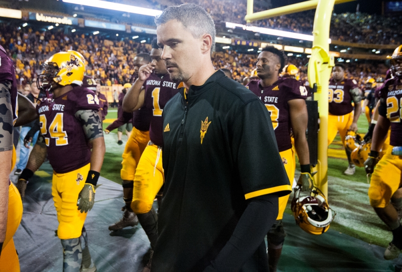 Football Oregon Mike Norvell