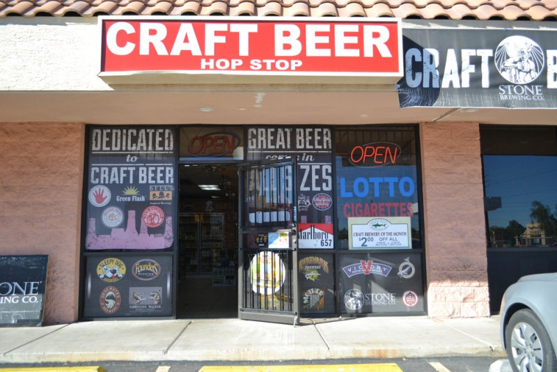Hop stop offers cheap craft from wide selection the for Best place to buy craft beer online
