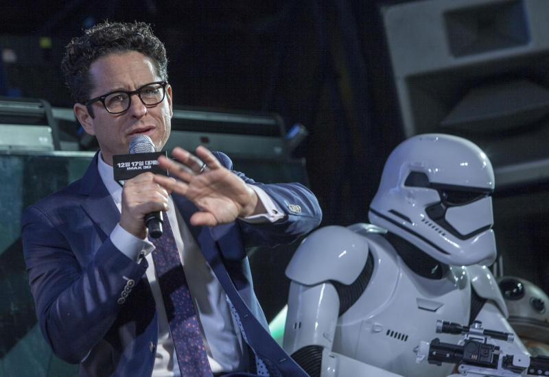 Q&A 'Star Wars' director J.J. Abrams talks about almost turning down the job