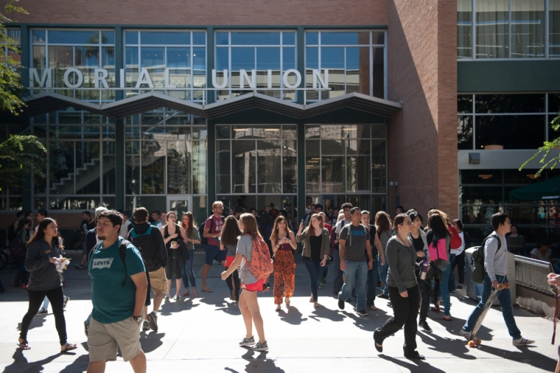 Arizona legislator takes aim at University students in first week of session