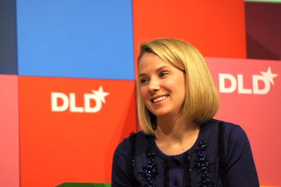 Marissa Mayer is the new head of Yahoo