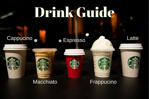Starbucks Menu Options Decoded The State Press