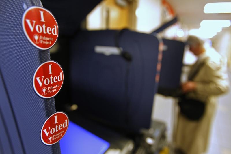 South Carolina GOP Primary Vote