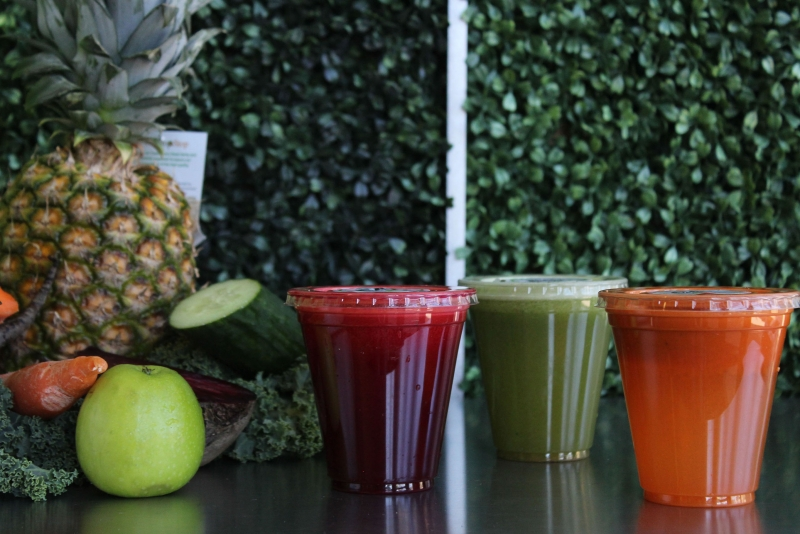 Freshii juices