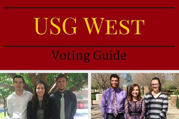 USG West voting guide
