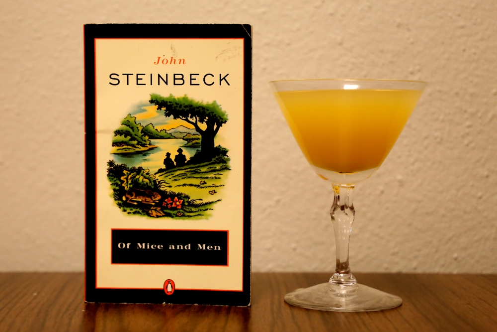 Books & Booze: 'Of Mice and Men' by John Steinbeck - The State Press