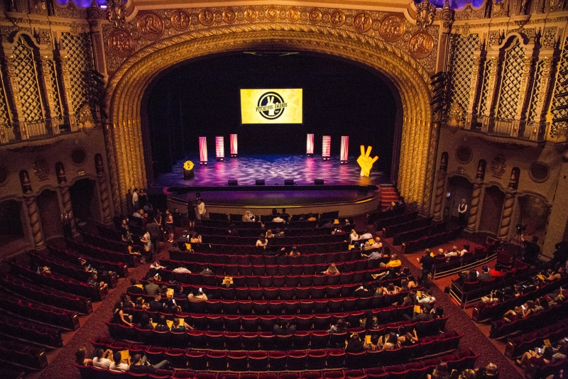 Orpheum theatre pitchfork awards