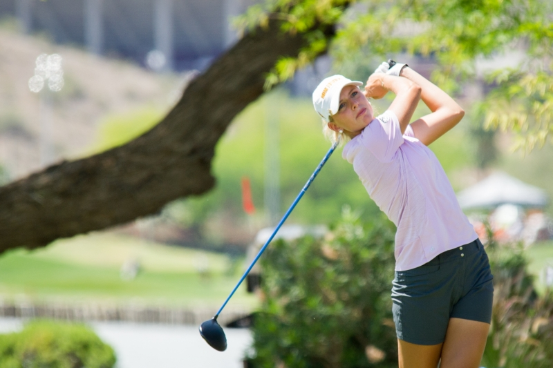 ASU women's golf finished sixth at Stanford ...