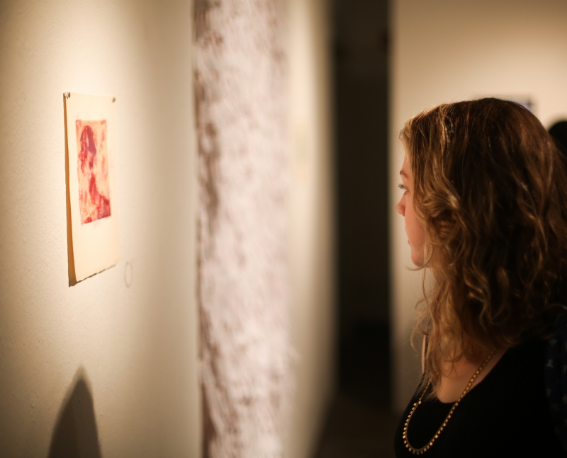 """I Feel Weird"" show brings studio art to ASU"