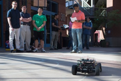 Robotics from A to Z: New class shows students how robots come full circle