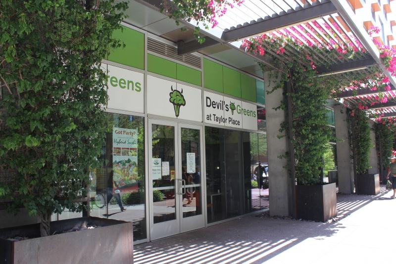 Devil's Greens