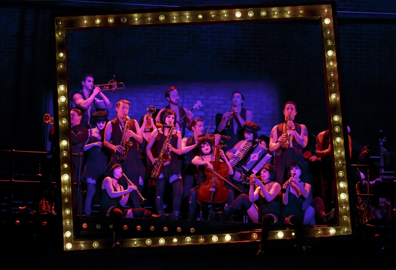 Cabaret Comes to Gammage