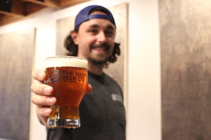 The Shop Beer Co. blossoms from coffee house-experiment to brand new brewery