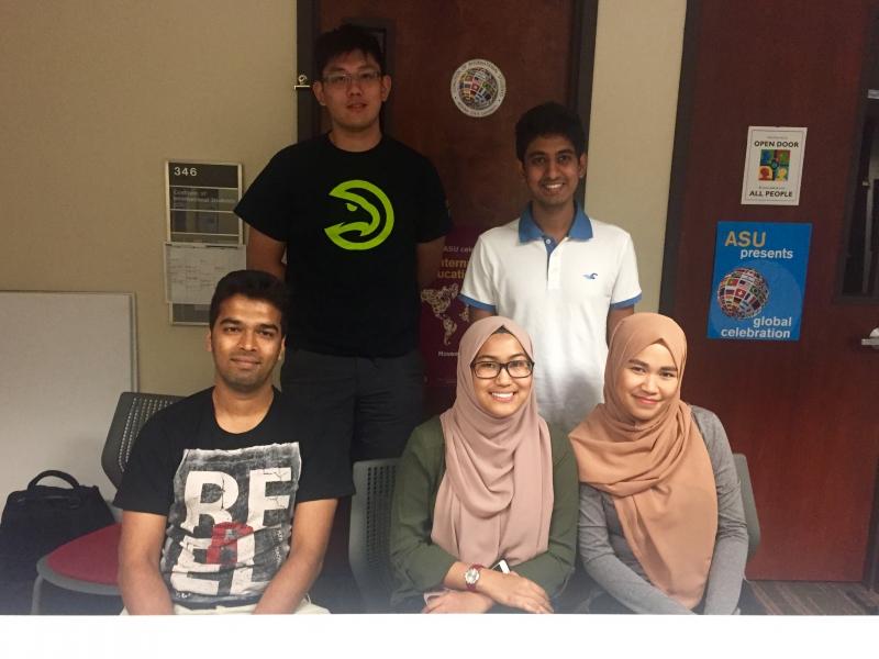 Around the World at ASU: International Student Enrollment