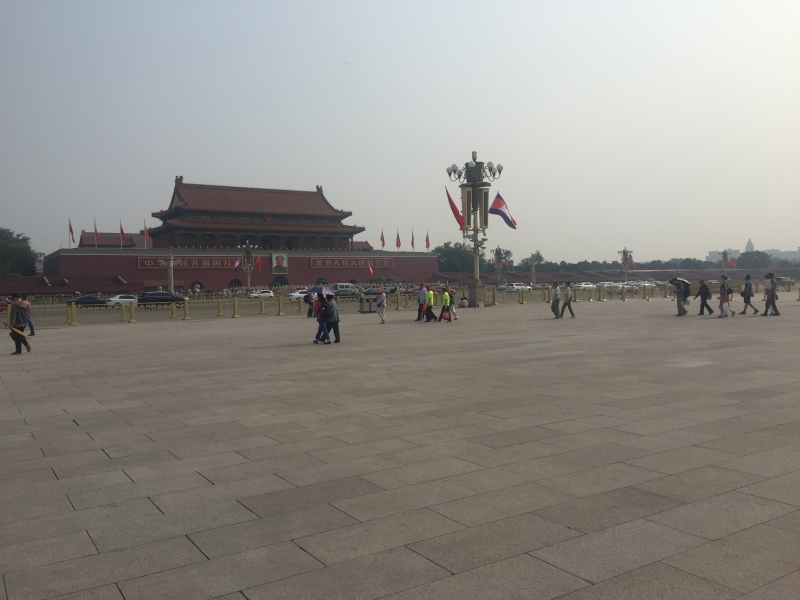 Tiananmen Square, 4Jun16
