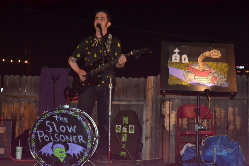 Pink Slip Open Mic sets the stage for new local talent