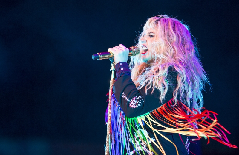Photo Gallery: Kesha headlines Inferno Fest