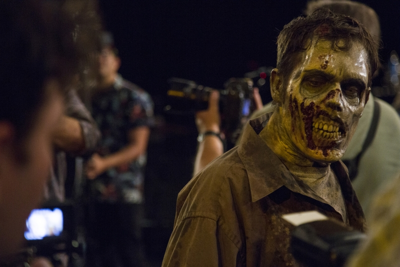 ëWalking Deadí is one of the new attractions at Southern California theme parks