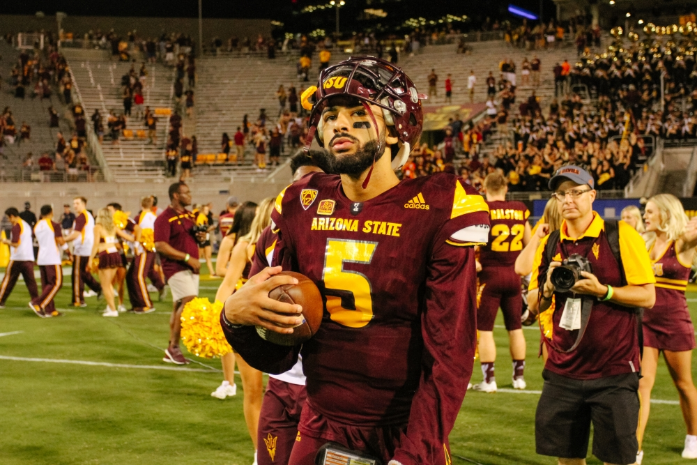 ASU, California expected to put on offensive show