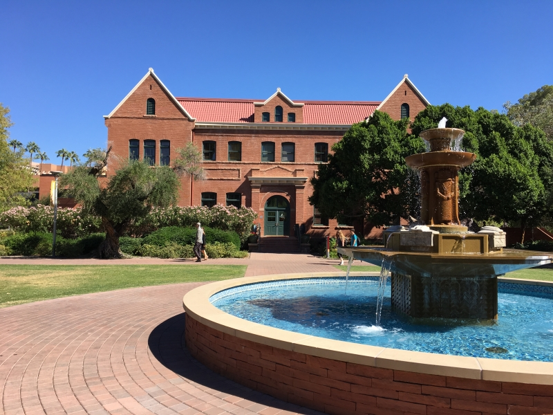 ASU Old Main