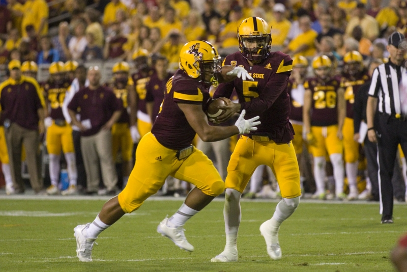 ASU football continues spring practice with emphasis on team offense, defense