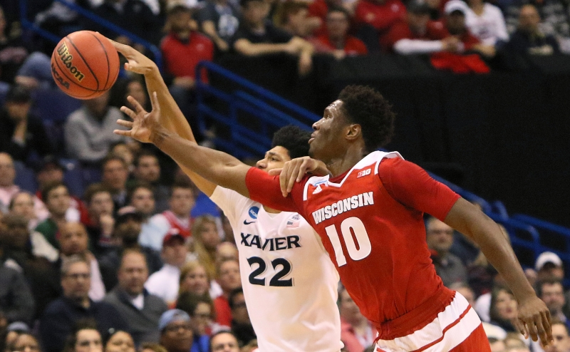 Wisconsin vs. Xavier