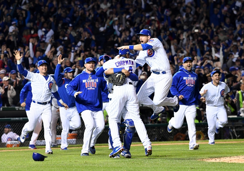 Game 6: LA Dodgers at Chicago Cubs