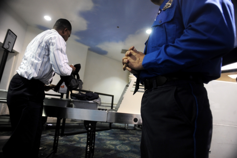 TSA Officers