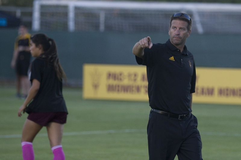 Kevin Boyd ASU soccer