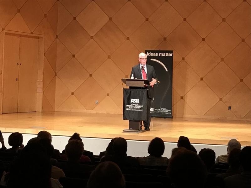 Conservative radio host Hugh Hewitt talks President-elect Donald Trump