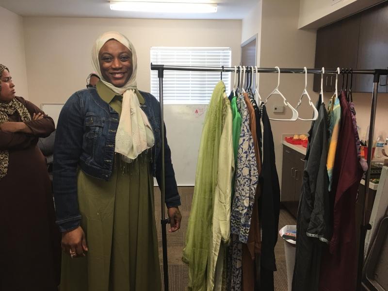 Hijab exchange