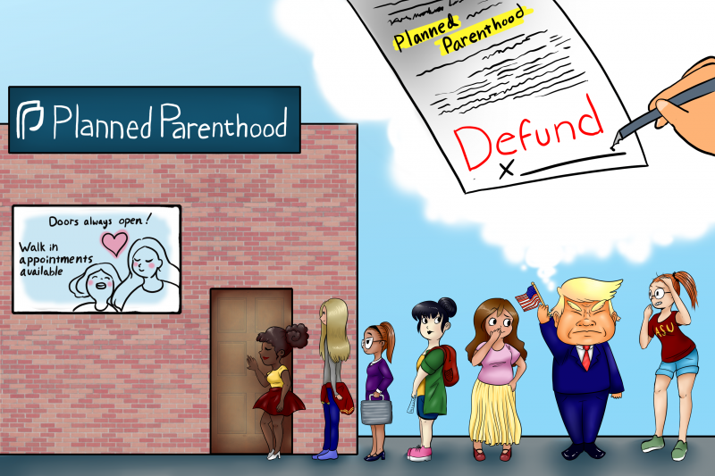 Planned Parenthood Student Reactions