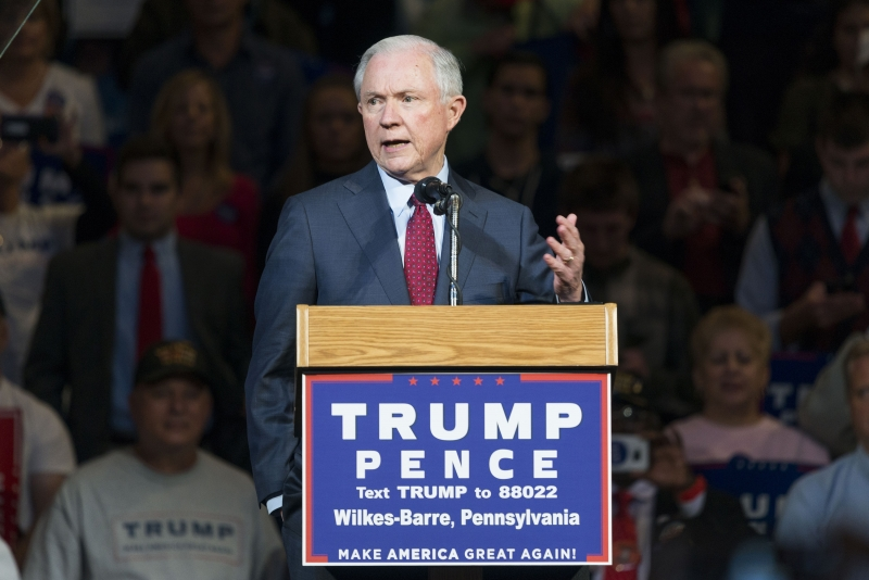 Sen. Jeff Sessions tapped to be next attorney general