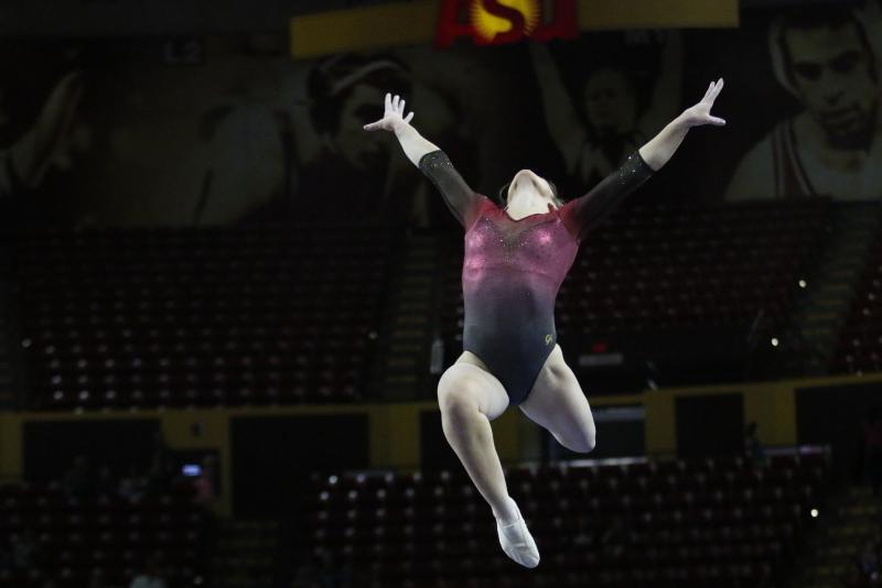 sun devil gymnastics meet 2016 masters