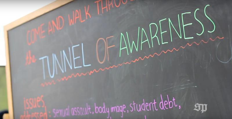 Tunnel of Awareness
